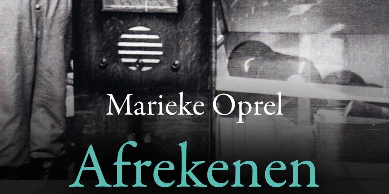 Afrekenen met de vijand – Marieke Oprel