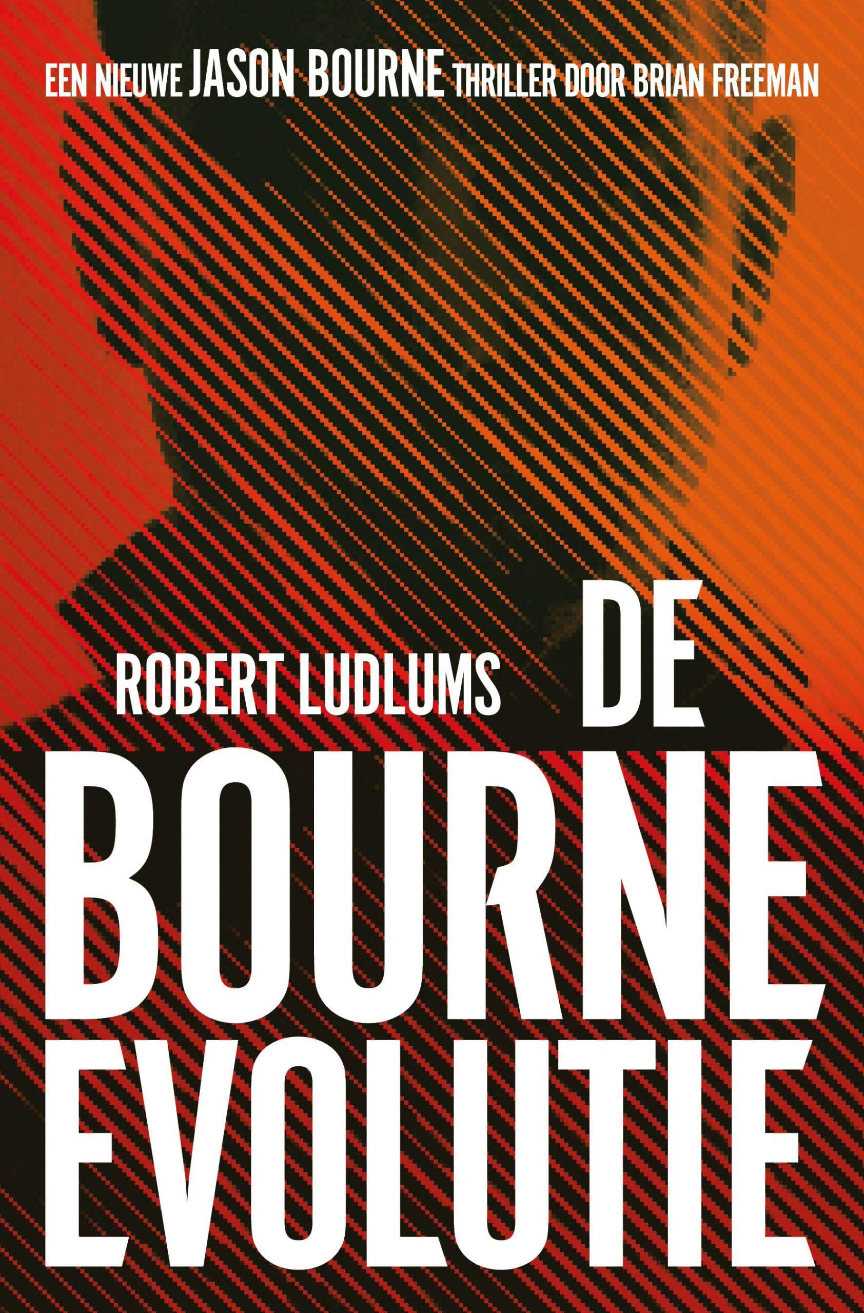 De Bourne Evolutie - boekenflits