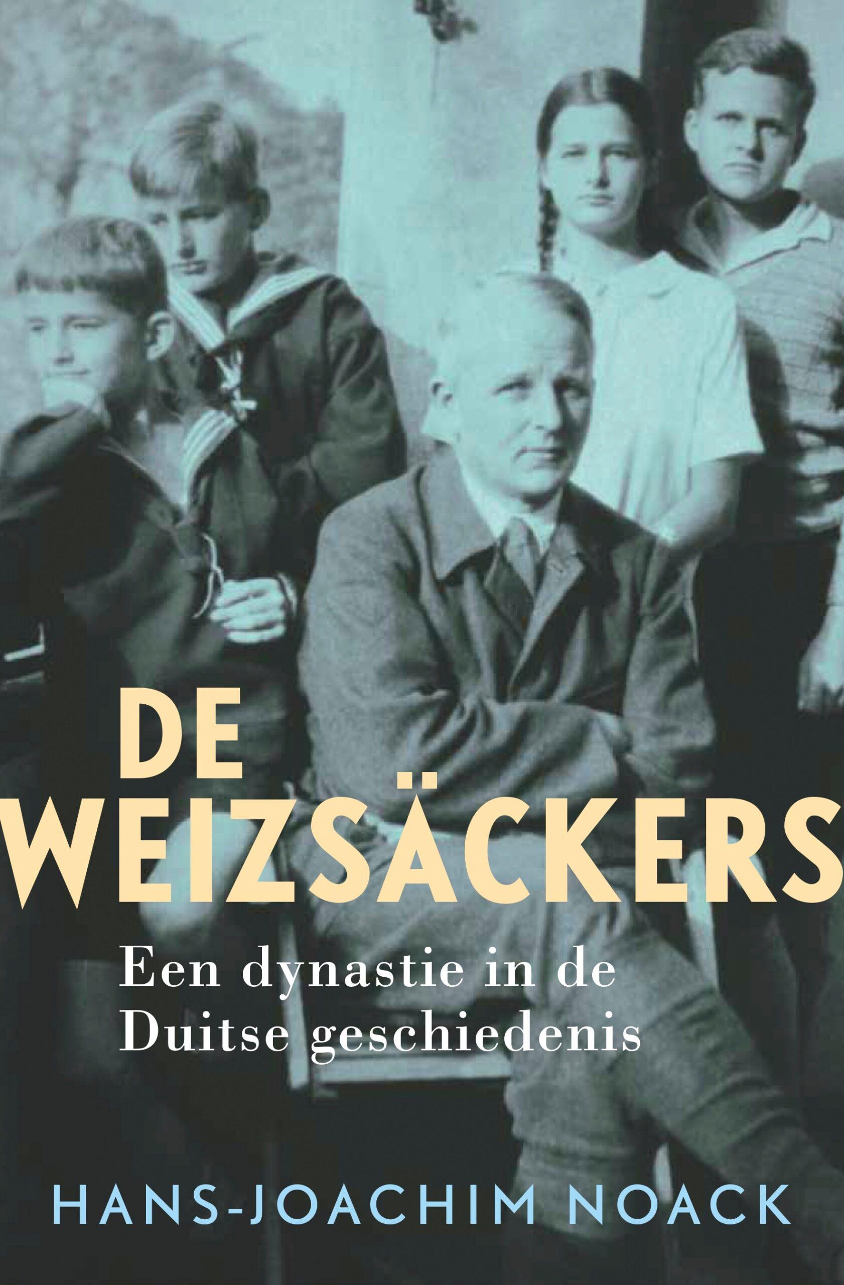 De Weizsäckers - boekenflits