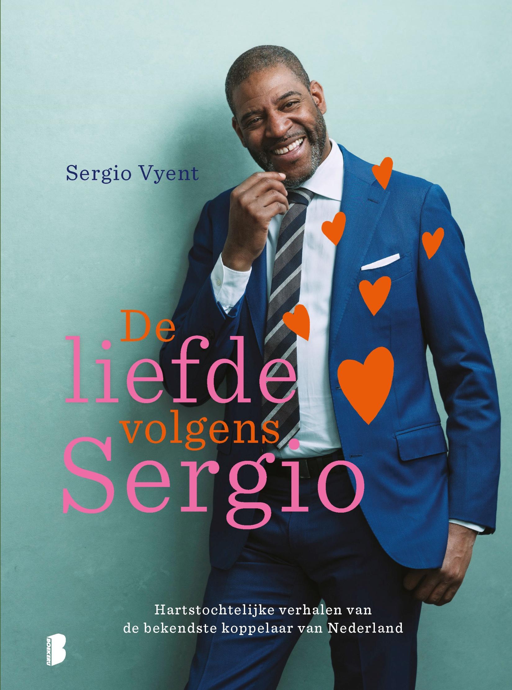 De liefde volgens Sergio - boekenflits