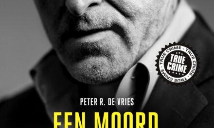 Een moord kost meer levens – Peter R. de Vries