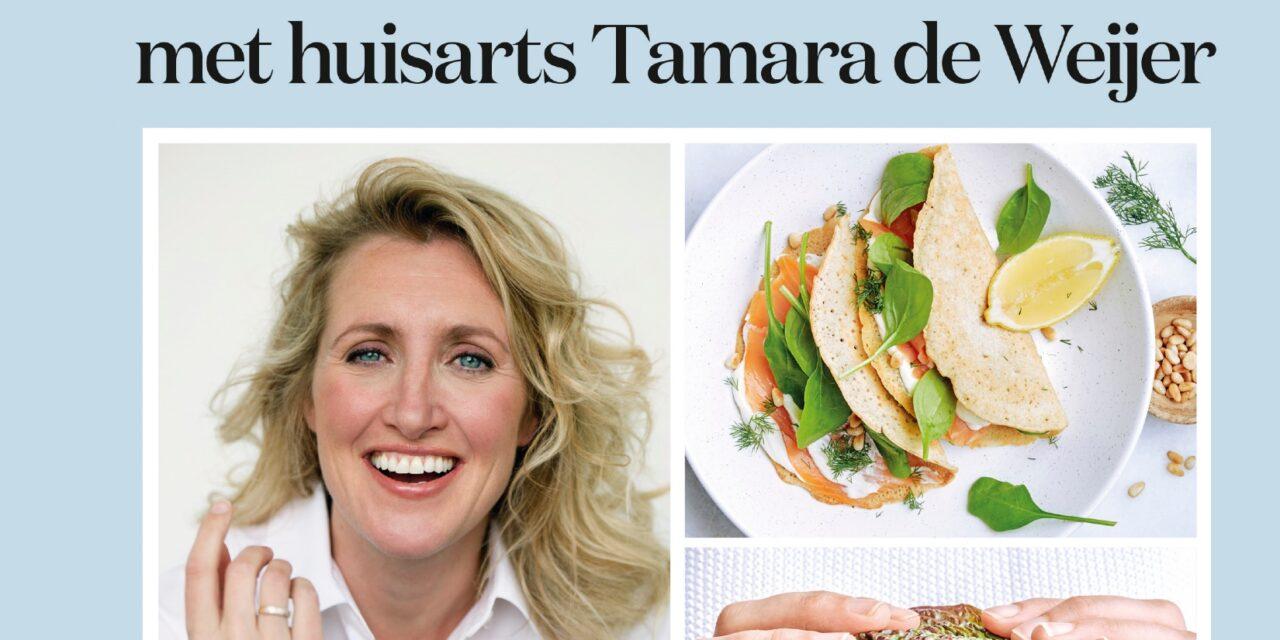 Eet beter in 28 dagen – Tamara de Weijer