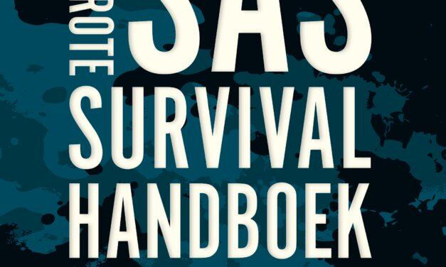 Het Grote SAS Survival Handboek – John Wiseman