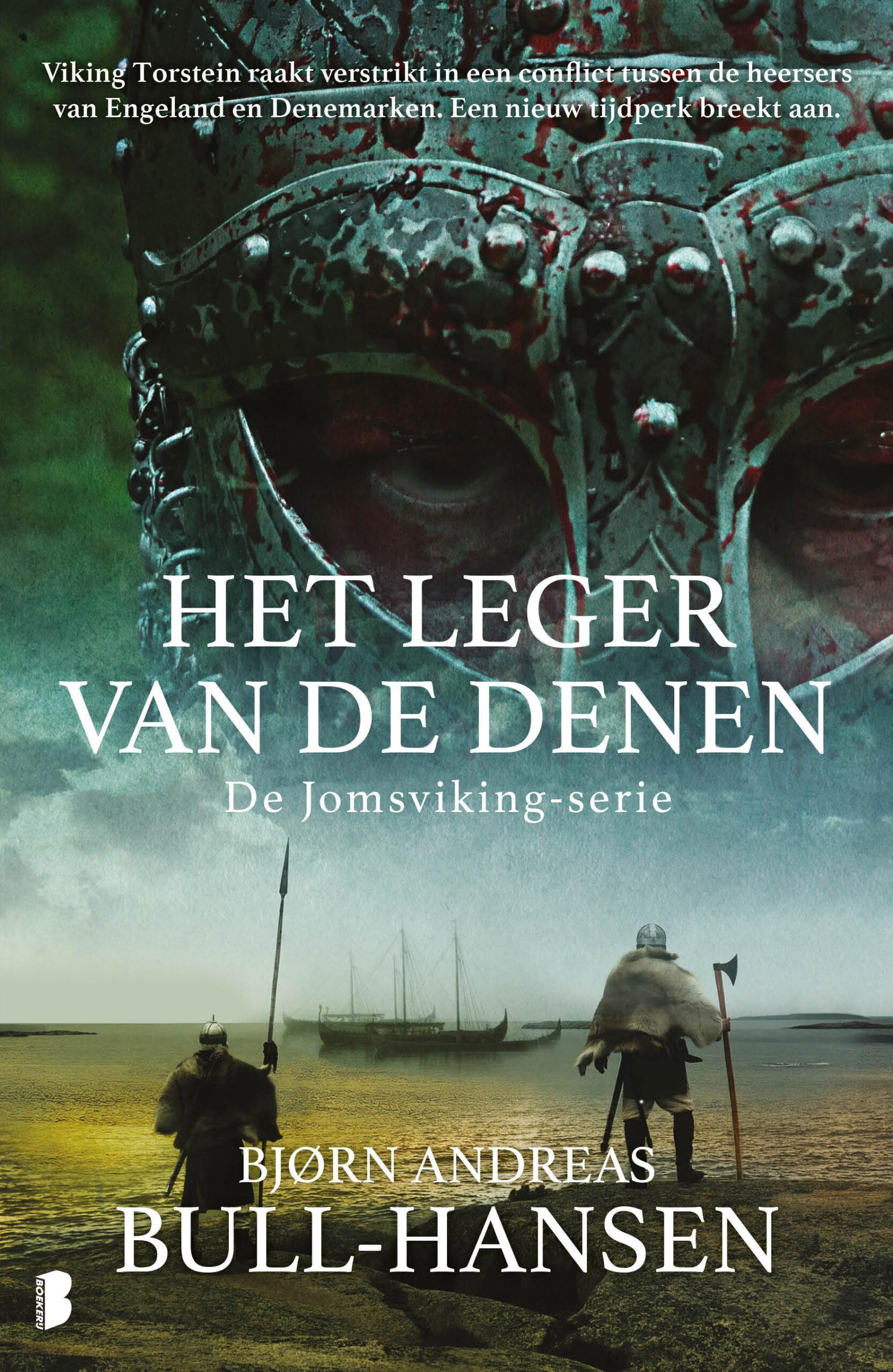 Het leger van de Denen - boekenflits