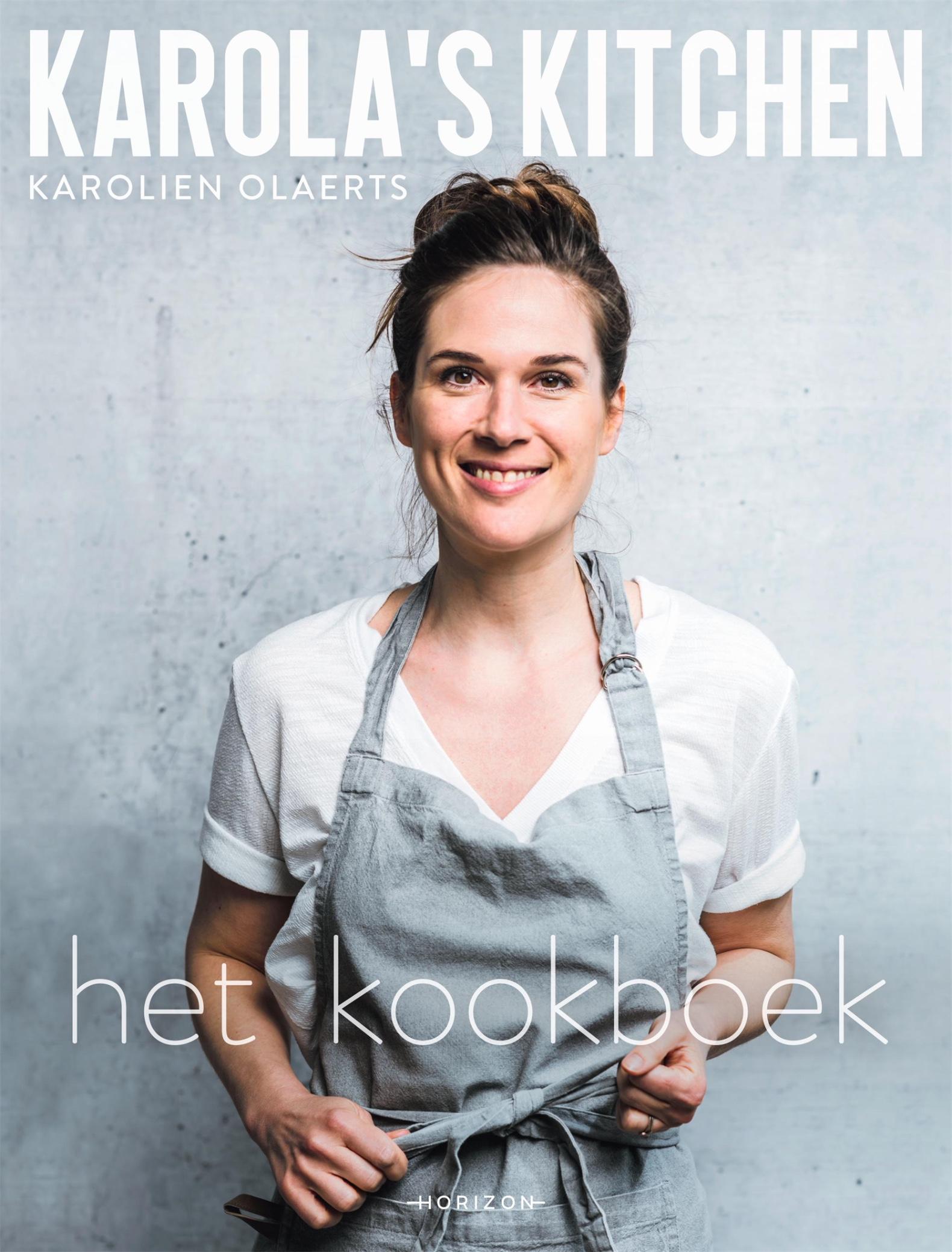 Karolas Kitchen - het kookboek - boekenflits