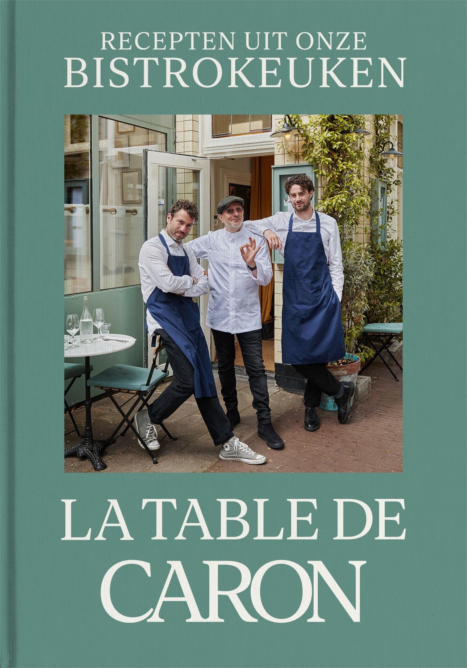 La Table de Caron - boekenflits