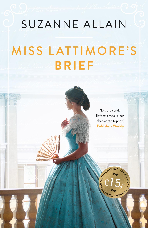 Miss Lattimore's brief - boekenflits