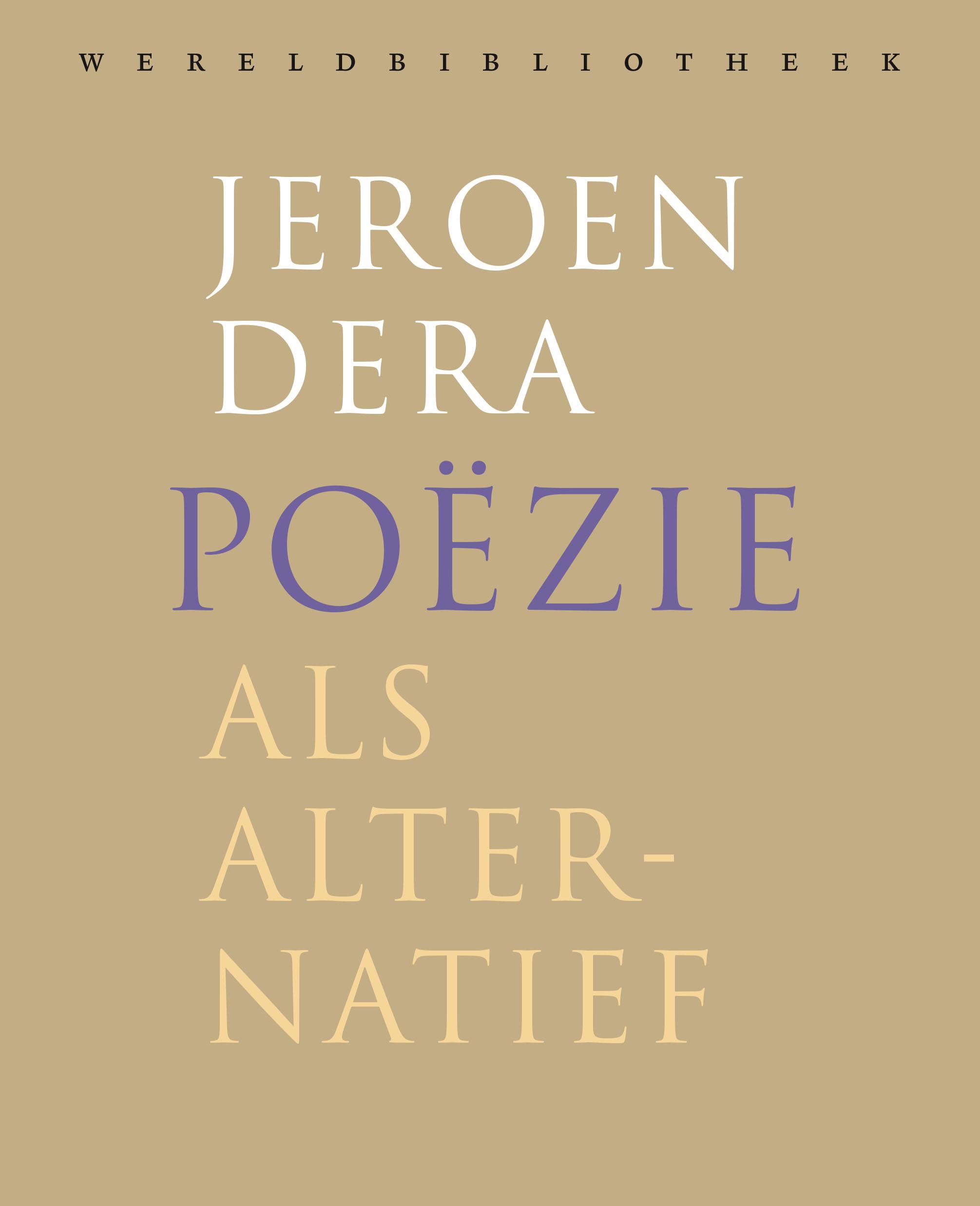 Poezie als alternatief - boekenflits
