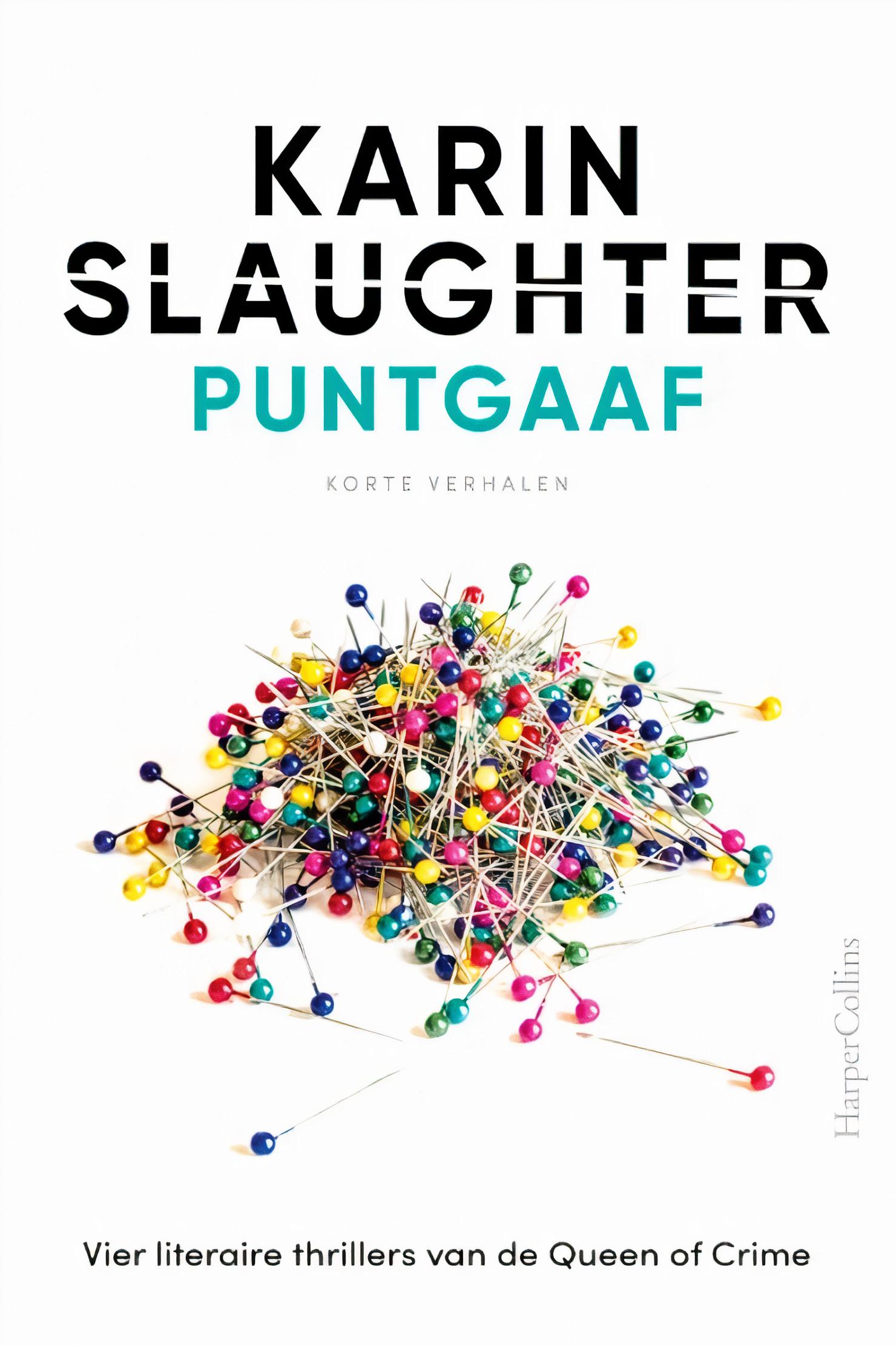 Puntgaaf - boekenflits