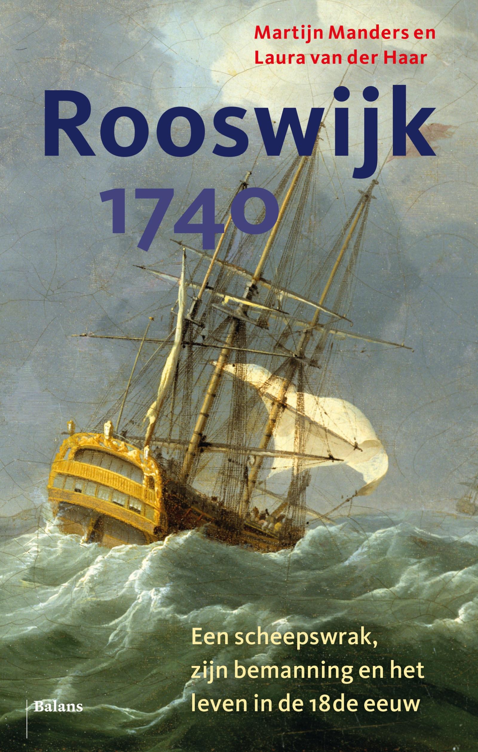 Rooswijk 1740 - boekenflits