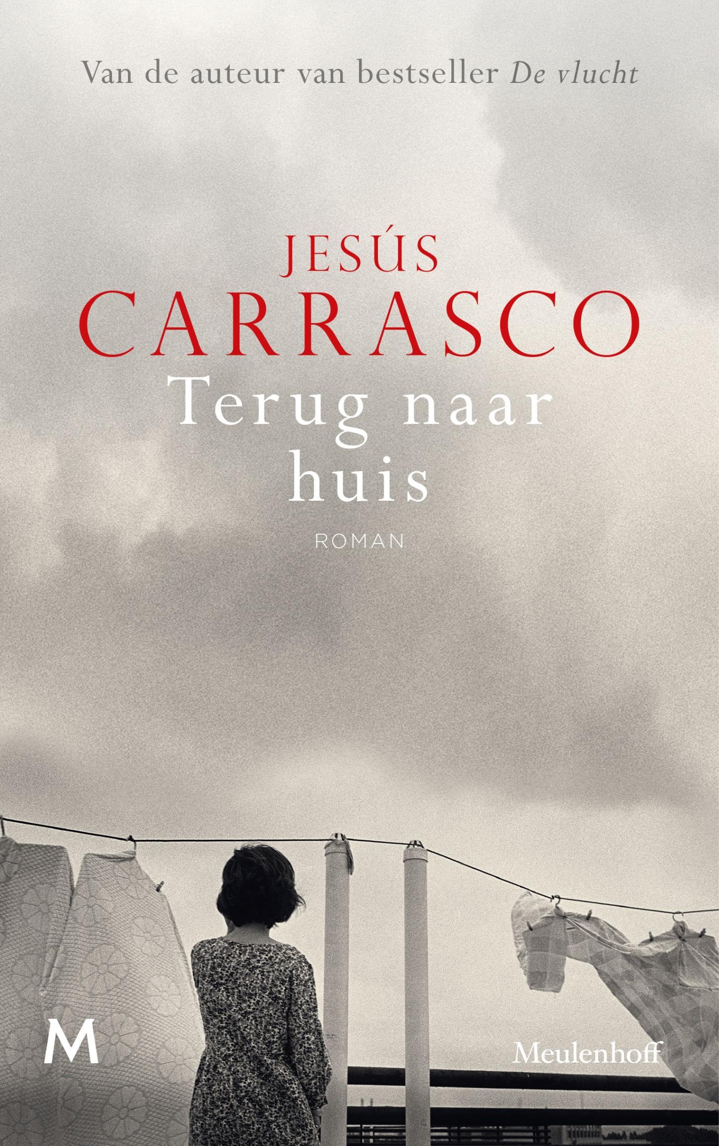 Terug naar huis - Jesús Carrasco