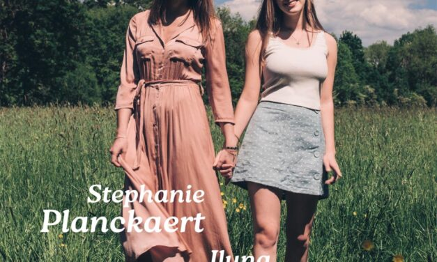 Tiener en moeder – Stephanie Planckaert & Iluna Timmerman
