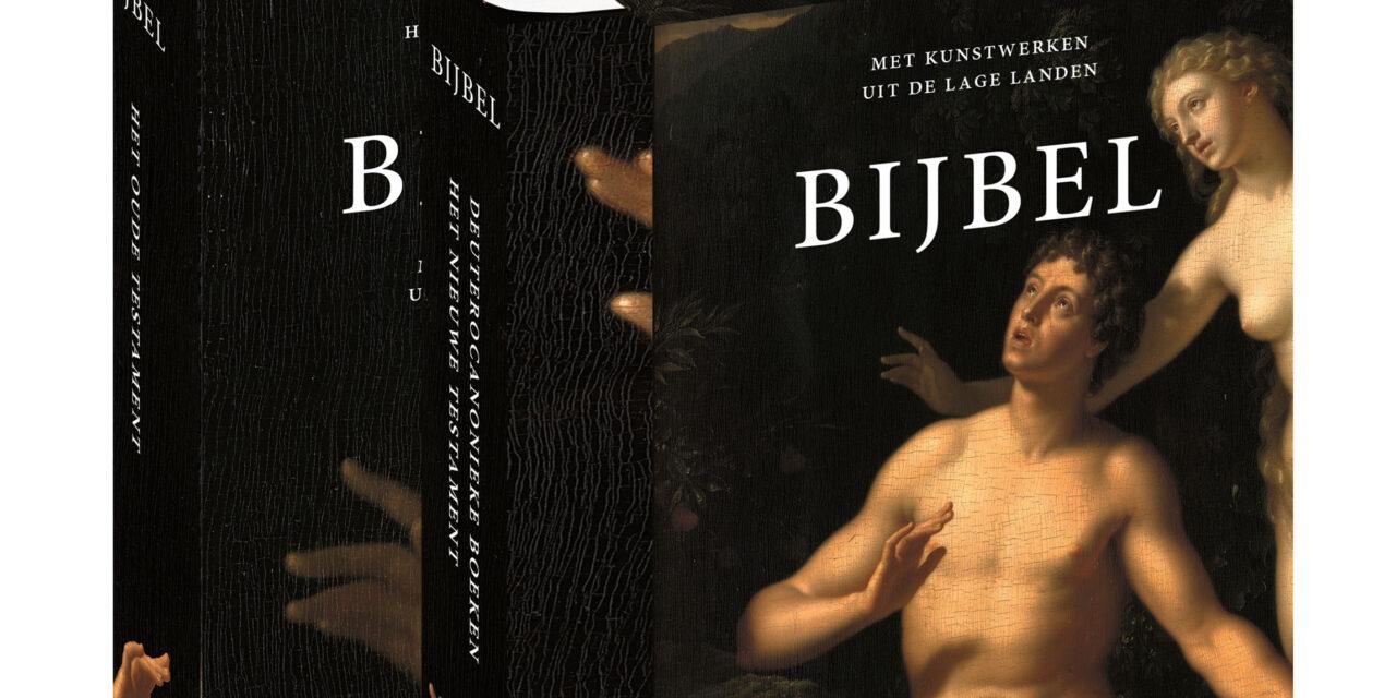 Bijbel (met kunstwerken uit de Lage Landen)