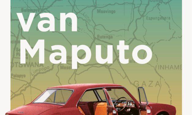 De koerier van Maputo – Jenne Jan Holtland