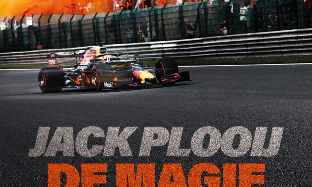 De magie van de Formule 1 – Jack Plooij
