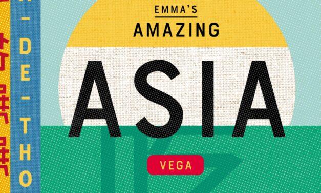 Emma's Amazing Asia Vega – Emma de Thouars