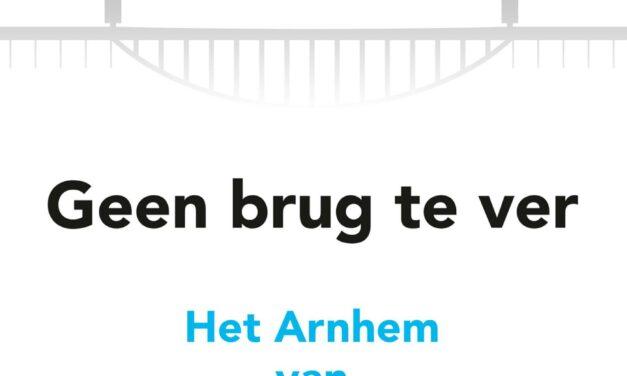 Geen brug te ver – Marcel van Roosmalen