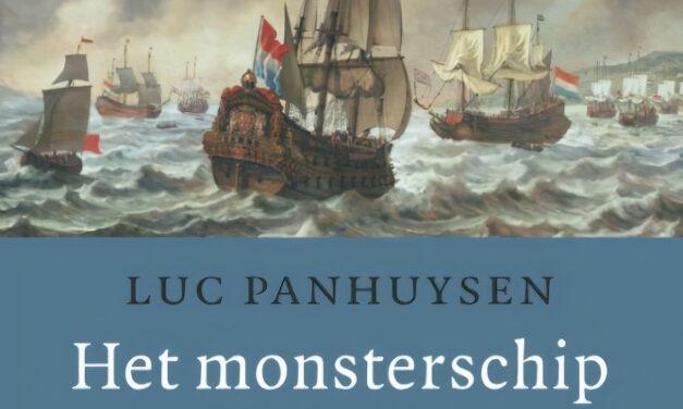 Het monsterschip – Luc Panhuysen