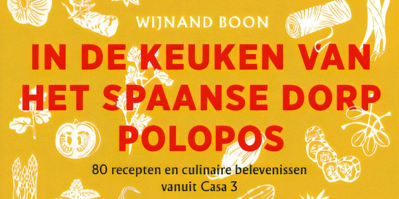 In de keuken van het Spaanse dorp Polopos – Wijnand Boon