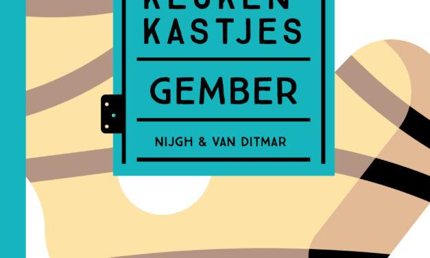 Keukenkastjes – Gember – Eva Posthuma de Boer