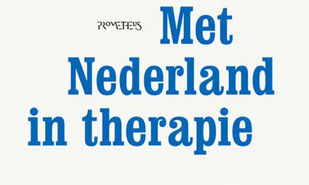 Met Nederland in therapie – Kiza Magendane