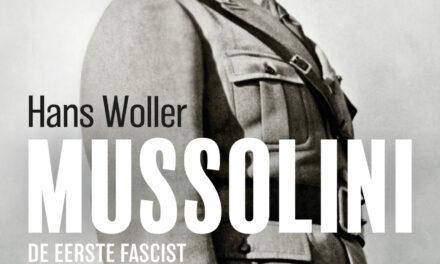 Mussolini – Hans Woller