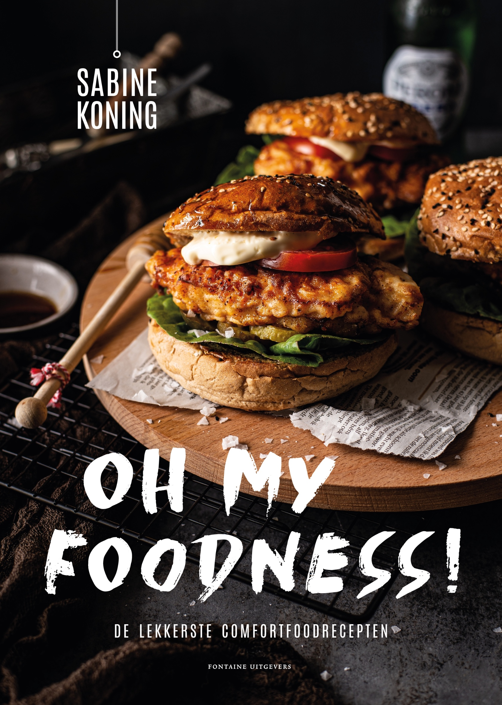 Oh My Foodness! - boekenflits