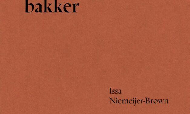 Patisserie van de bakker – Issa Niemeijer-Brown