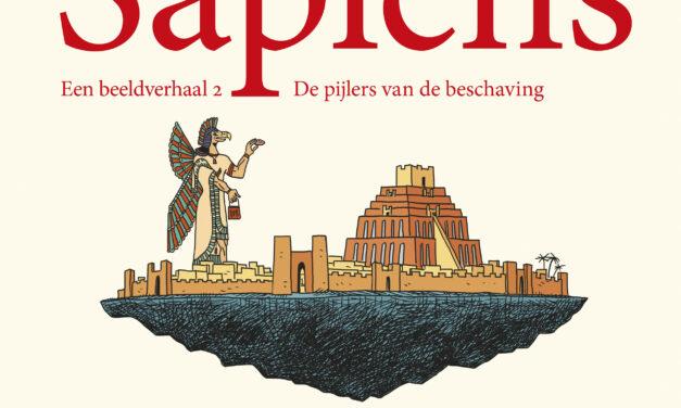 Sapiens. Een beeldverhaal 2 – Yuval Noah Harari