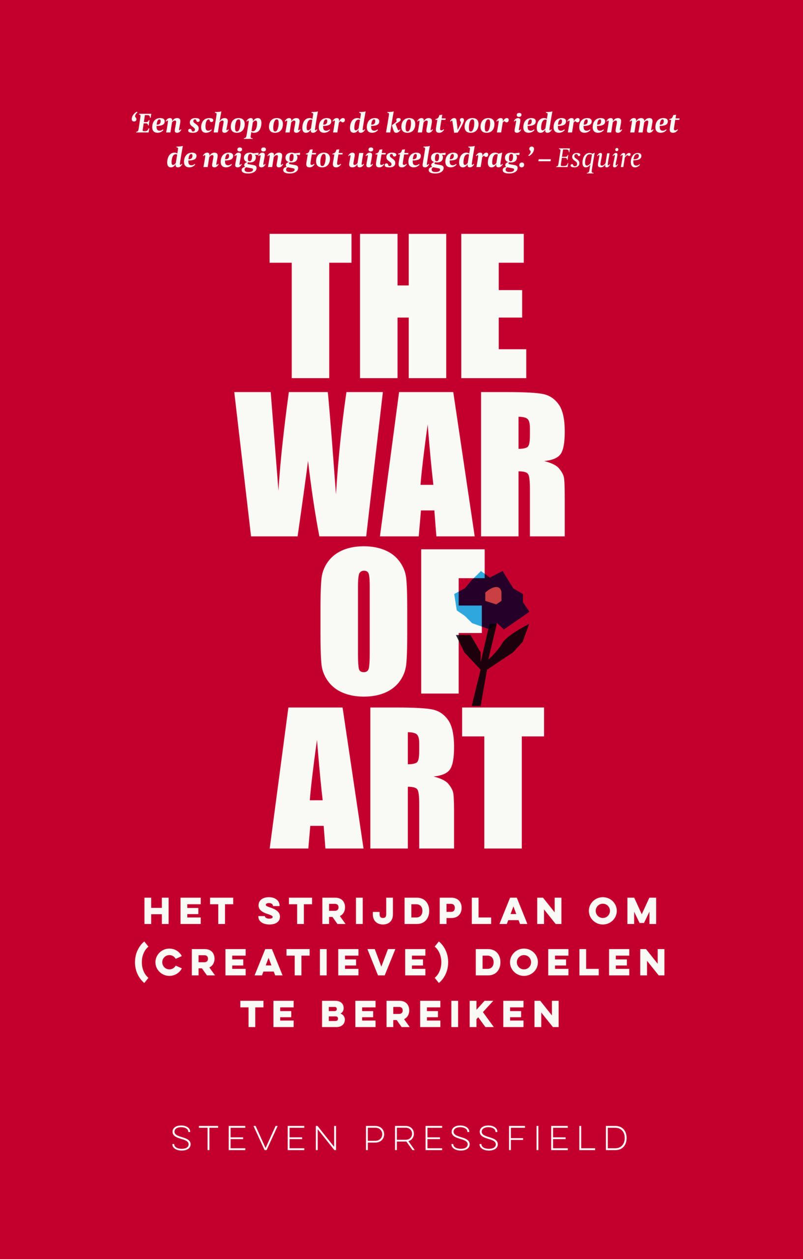 The War of Art – boekenflits