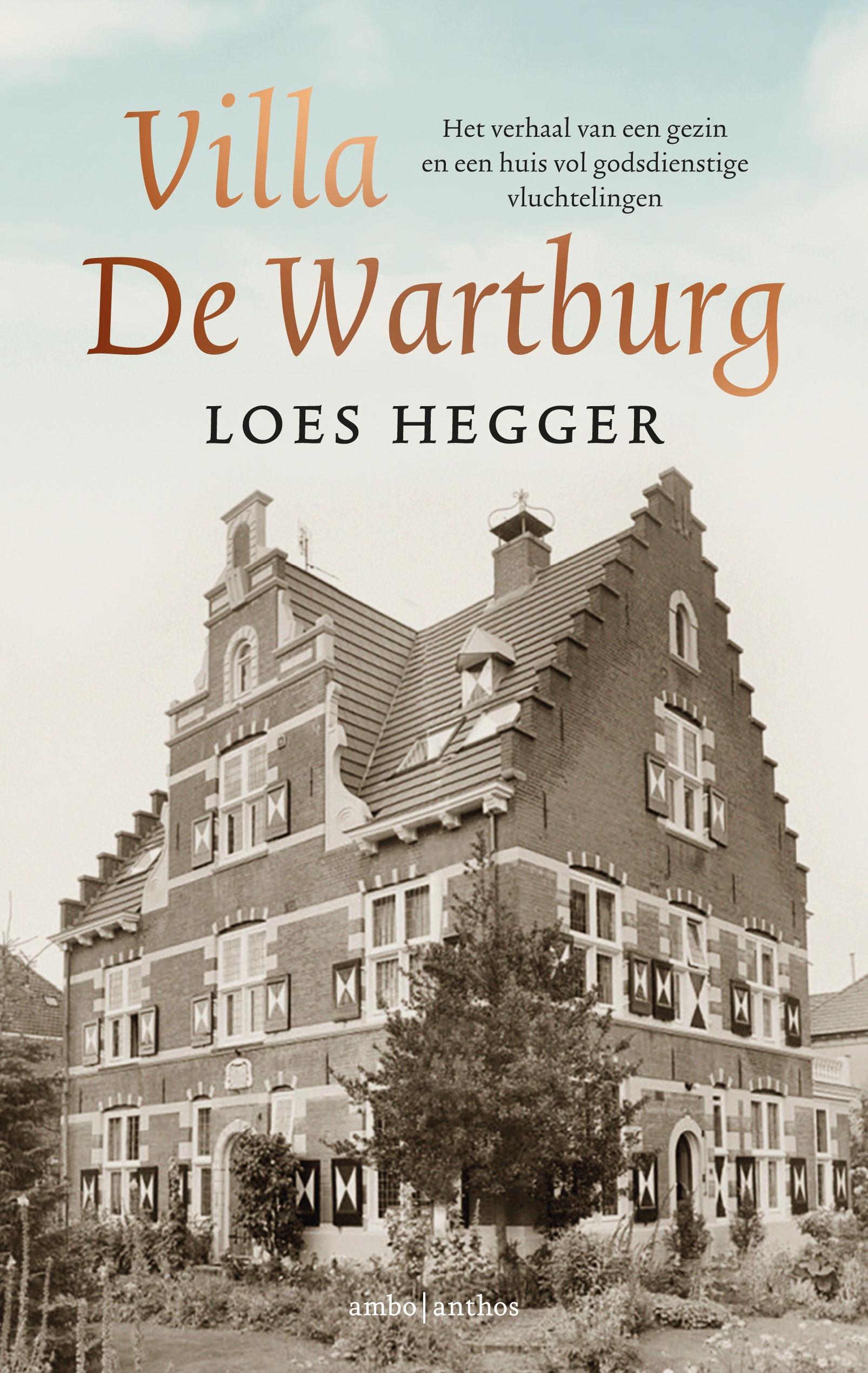 Villa De Wartburg - boekenflits